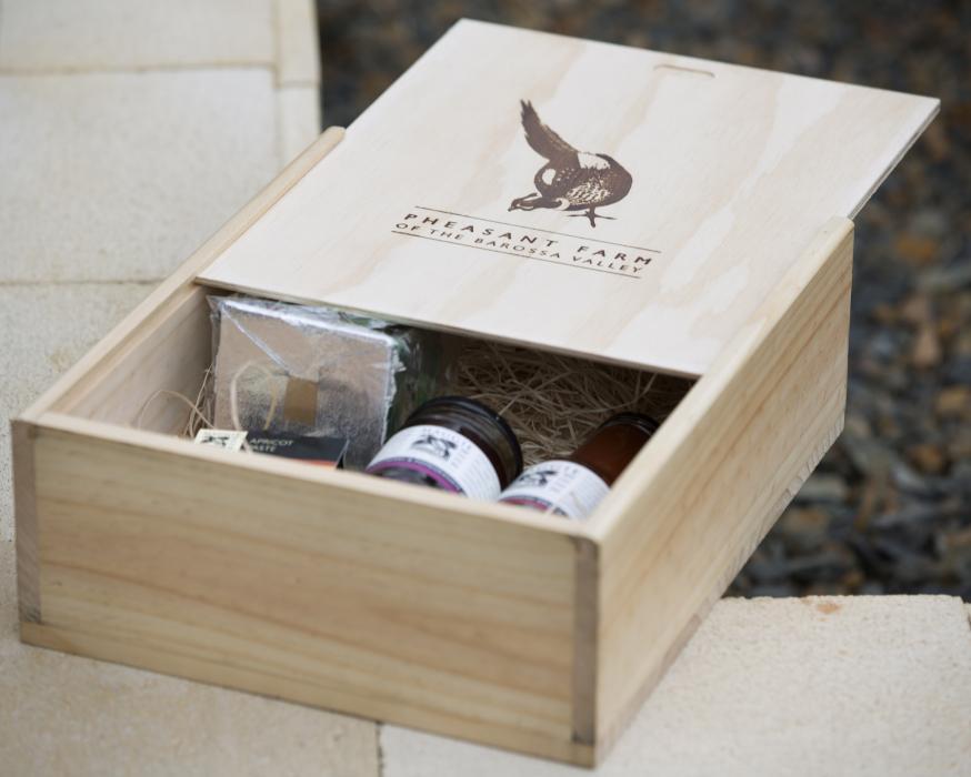 Pheasant Farm Hamper Box